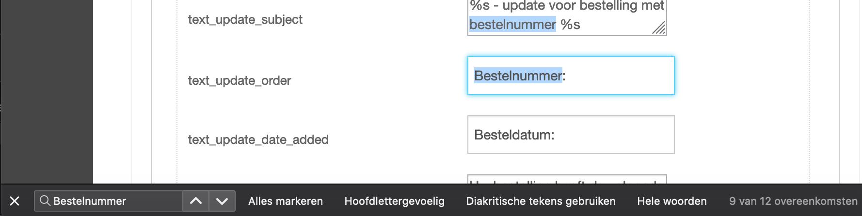 standaard-teksten-webwinkel
