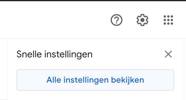 gmail-instellen-zakelijk