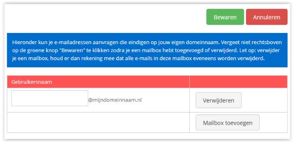 Nieuwsbrief_Mailbox_Aanmaken