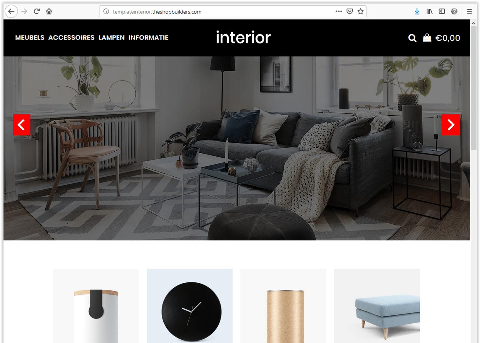 template-interior